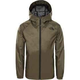 The North Face Zipline Veste imperméable Garçon, new taupe green